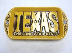 Texas Souvenir Plate Spoon Rest Serving Tray by sweetie2sweetie, $8.99