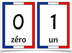 Counting to 20 in French - Treetop Displays - Downloadable EYFS, KS1, KS2 classroom display and primary teaching aid resource