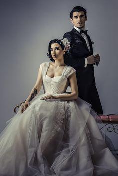 Wedding portrait by Silvestru Popescu on 500px