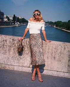 Leopard Skirt Adenorah