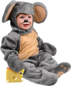 Amazon.com: Infant Baby Mouse Halloween Costume (12- 18 months): Toys & Games