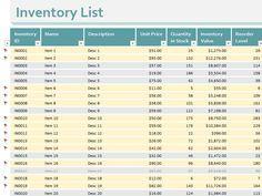office supplies inventory sheet template inventory sheet templates