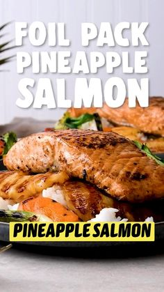 Grilling Recipes, Seafood Recipes, Cooking Recipes, Healthy Recipes, Grilled Salmon Recipes, Easy Fish Recipes, Fish Dinner, Seafood Dinner, Fish And Seafood