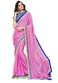 Shoppingover Indian Ethnic Partywear Georgette Saree Blou... https://www.amazon.com/dp/B01HQ99PKI/ref=cm_sw_r_pi_dp_JL9CxbF229RC9