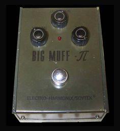 big muff π...pure russian tone