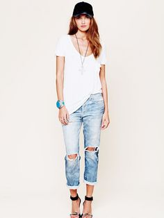 NSF Oil Stained Destroyed Boyfriend Jean http://www.freepeople.com/whats-new/oil-stained-destroyed-boyfriend-jean-25765314/