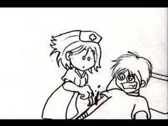 Blood (animation) - My Chemical Romance