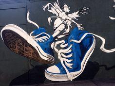 LA street art. #Mural #HollywoodBlvd #Hollywood