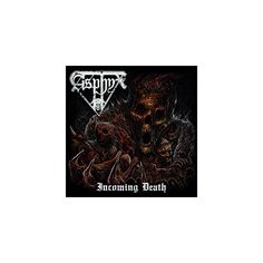 Asphyx - Incoming Death (CD)