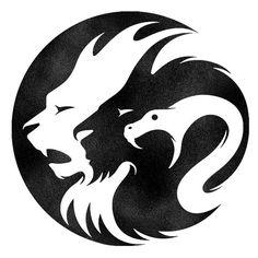 Thread of top quality Emblem designs (XML imports&Hand Designs) - GTA Online - GTAForums Tattoo Drawings, Art Drawings, Tattoos, Beste Logos, Lion Logo, Dragon Art, Hand Designs, Logo Design Inspiration, Art Logo
