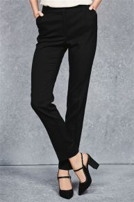 Buy Taper Trousers from the Next UK online shop Office Wear Dresses, Suit Jackets For Women, Tapered Trousers, Trouser Suits, Skirt Suit, Next Uk, Elegant Woman, Uk Online, Latest Fashion For Women