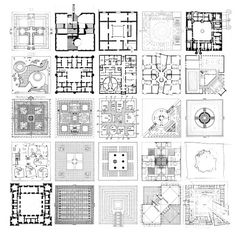 25 SQUARE PLANS From Left to Right: Bertram G. Goohue, Nebraska...
