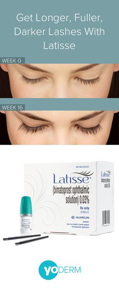 Grow Longer Fuller Lashes! First & only FDA approved treatment for eyelashes. 60 Day Money Back Guarantee.
