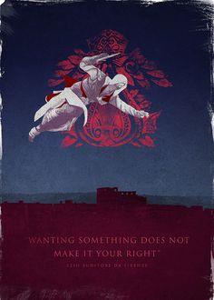 Assassin's Creed Poster Series | Artist | berniedave