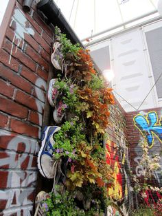 Urban Greening at the Chelsea Flower Show. Photographed by Jackie Mitchell on the LDGM website