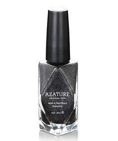 Look at this Charcoal Diamond Nail Polish on #zulily today!