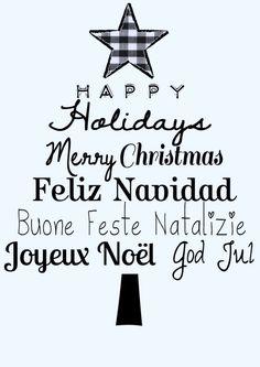 Wij wensen iedereen hele fijne feestdagen en een gelukkig, liefdevol 2014 toe