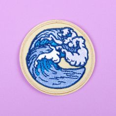 Produktdesign Patch «WAVE» www.dibsy.ch Patches, Tableware, Accessories, Weaving, Product Design, Products, Dinnerware, Dishes