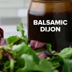 These Nine Mason Jar Salad Dressings Are Perfect For All The Summer Salads You'll Be Eating