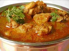 chicken curry   300 Calories / 38g Protein/ 17g Carbs/ 10 g fat