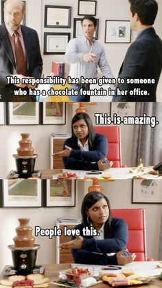 The Mindy Project....I love her
