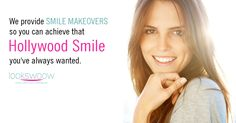 Smile makeovers can happen in as little as two visits to LOOKSWOOW! Call us TODAY at +971 4 4487016. ‪#‎Lookswoow