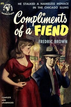 Image result for pulp fiction novel covers