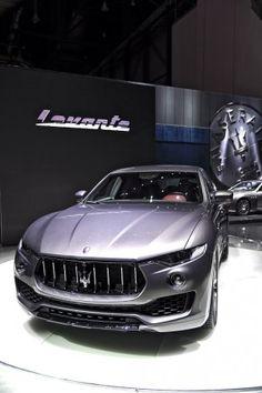 Maserati Levante - http://olschis-world.de/   #Maserati #Levante #SUV