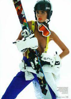 Kim Feenstra by Gianluca Fontana for Bolero Magazine 2