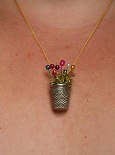 super cute diy necklace