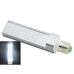 11w LED PLC light 3014-SMD-LED 3000K-7000K 780lm-884lm E27/E14/G23/G24-base -    11w LED PLC light 3014-SMD-LED 3000K-7000K 780lm-884lm E27/E14/G23/G24-base  Power: 11 watt  Base Type: E27/E14/G23/G24  LED Type: 3014 SMD LED  LED package size: 3.0mm*1.4mm LED Qty: 52 pcs  Emitted Color: White, warm white  Color Temperature: natural white 6000-7000K, warm white 3...