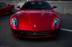 COCAINA VISUAL | Ferrari 599 HGTE