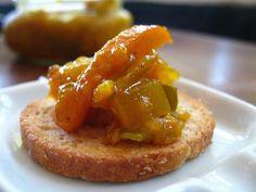 Яблочный чатни. Индийская кухня