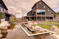 High West Distillery and Reception Center - ajc architects