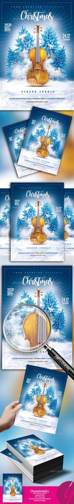 Christmas Season Carols - Holidays Events