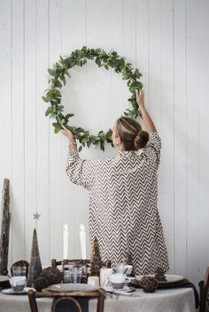 Christmas 2015, swedish christmas, scandinavian interior | Stylist Mari Strenghielm Photo Lina Östling