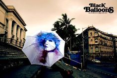 handpainted umbrella designs made in india by black balloons for monsoon season 18