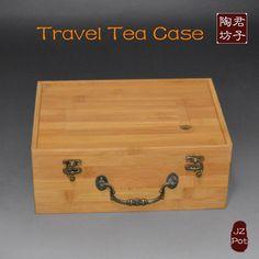 Qualidade bandeja de chá de bambu, Caso chá, Kung fu ferramentas chá, Yixing argila jogo de chá viagem, Yixin bule Kit de viagem, Serviço de chá portátil em Conjuntos de Chá e Café de Casa & jardim no AliExpress.com | Alibaba Group