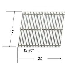 heavy duty bbq parts porcelain steel wire cooking grid for charbroil great - Char Broil Gas Grill Parts