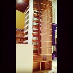 8vo - yanelly_arq Jenga, Academia, Atelier, Architecture