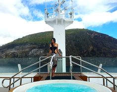 Rachel Roy's Travel Diary: Exploring Galápagos Islands from InStyle.com