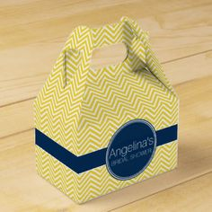 Bridal Shower Favor Boxes | Bridal Shower Wedding Favor Box Designs