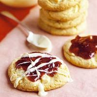 White Chocolate and Raspberry Cookies  These are the most requested cookies each year at Christmas!