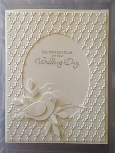 My slight variation of Laura Borchert's beautiful design.  Hers is here: http://www.splitcoaststampers.com/gallery/photo/2606549?cat=fav  I have put details of how to on my blog here:   http://www.greetingsbygosia.com/2015_02_15_archive.html