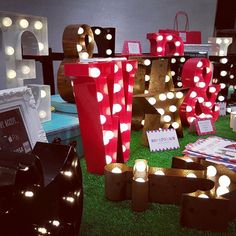 We're at the #bonaccordcentre today in Aberdeen today! Come and say hello if you're passing! #rupandforn #xmasshopping #festive #marqueelights