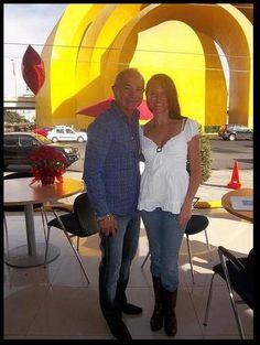 Pepe Vergara & Patty Aguirre.