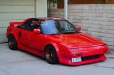 TOYOTA MR2 MK1 Custom