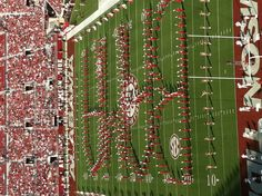 Bama Spell-out!