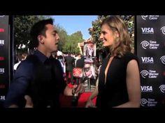 Stana Katic talks Castle Season 6 and CBGB film