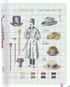 Gallery.ru / Фото #48 - Gravures de Mode - Mongia